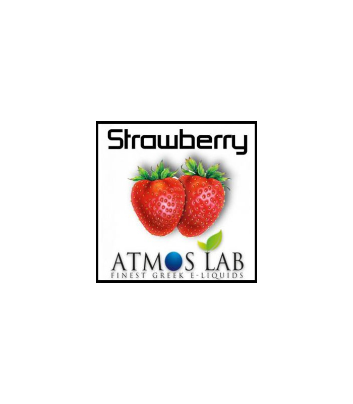 Atmos Lab 10ml Strawberry