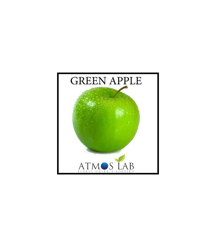 Green Apple Atmos Lab 10ml