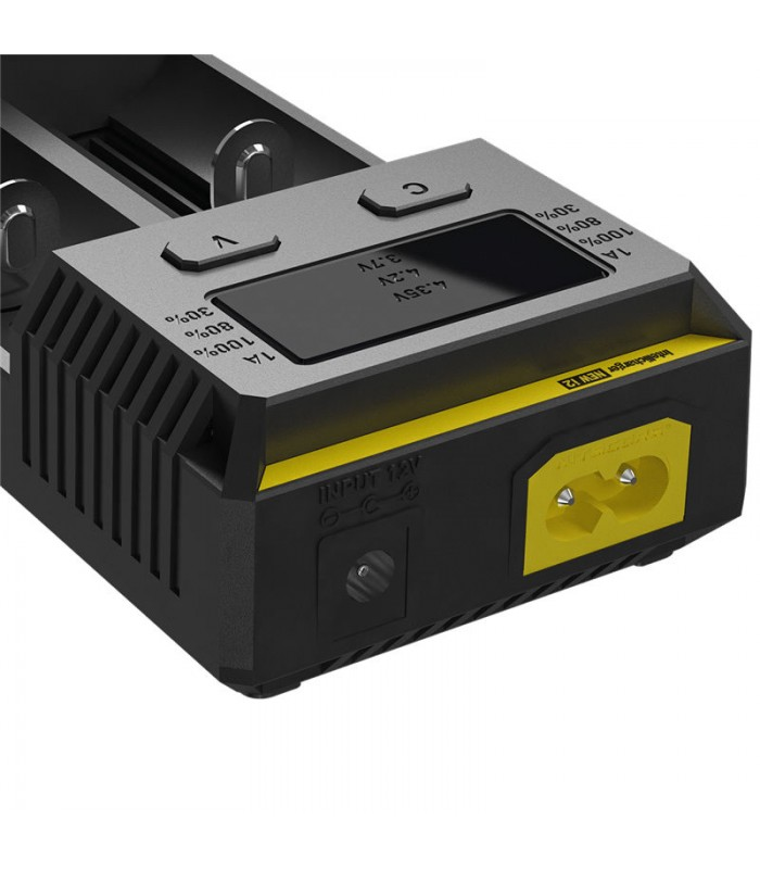 NITECORE i2 v2 Intellicharger Battery Charger