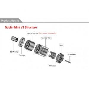UD Goblin Mini V3
