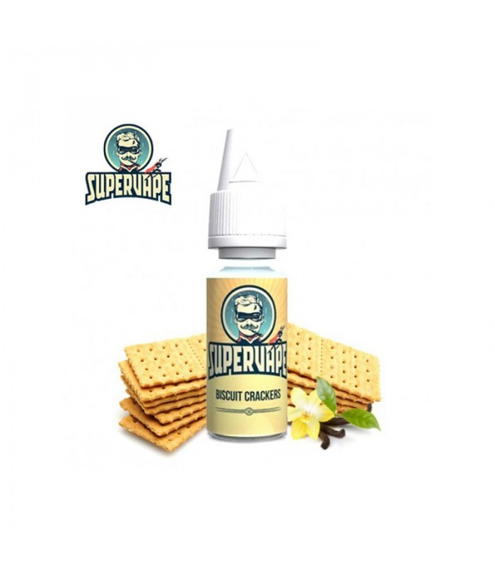 SuperVape - Biscuit Crackers 10ml