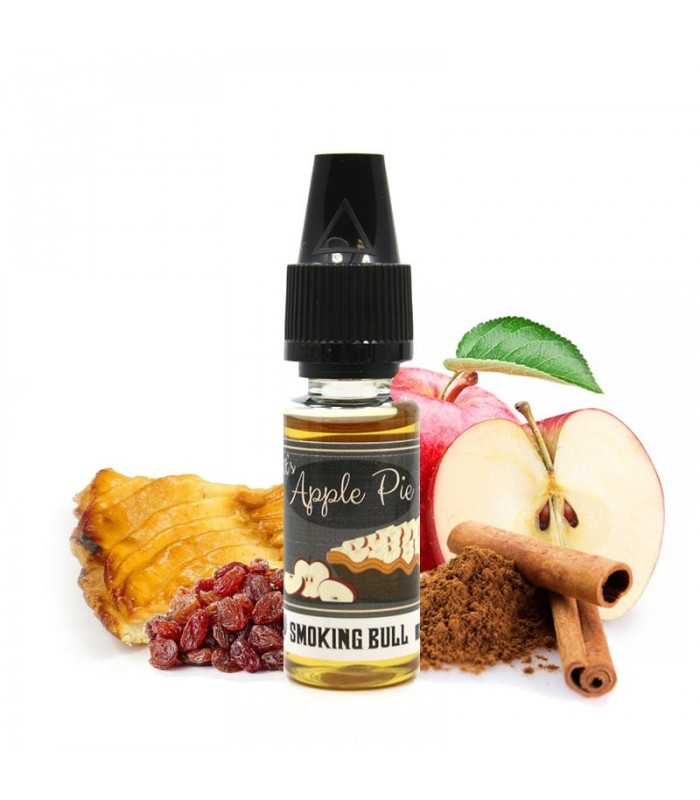 Smoking Bull It's Apple Pie time 10ml