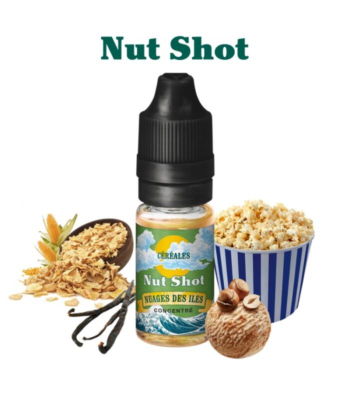 Nut Shot NUAGES DES ILES 10ML