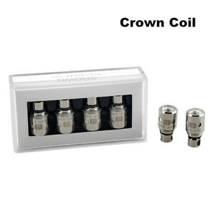 uwell crown ss316l single coil