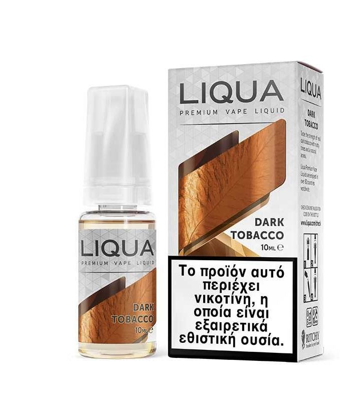 Liqua New Dark Tobacco 10ml