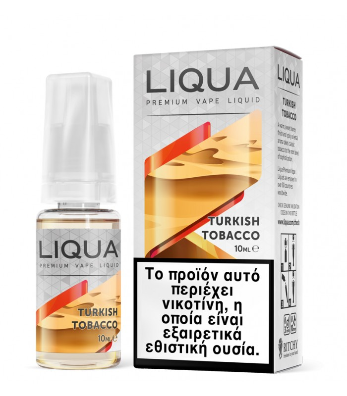 Liqua New Turkish Tobacco 10ml