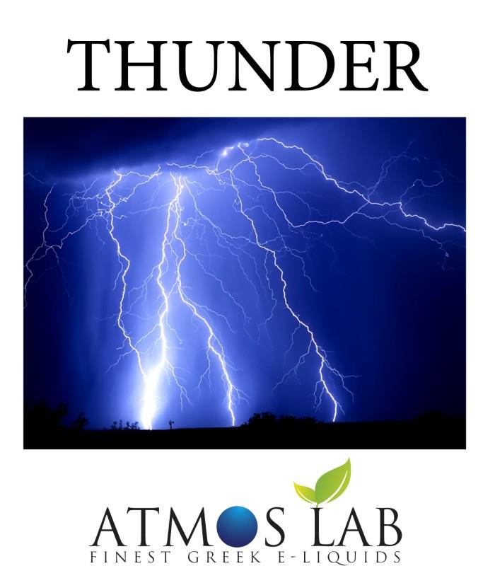 Thunder 20mg Atmos Lab - Ατμιστική Βάση 10ml