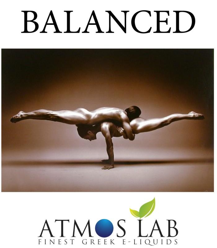 Balanced 20mg Atmos Lab - Ατμιστική Βάση 10ml