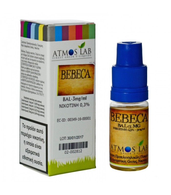 BEBECA Balanced ATMOS LAB 10ml