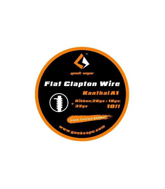 Geek Vape Flat Clapton