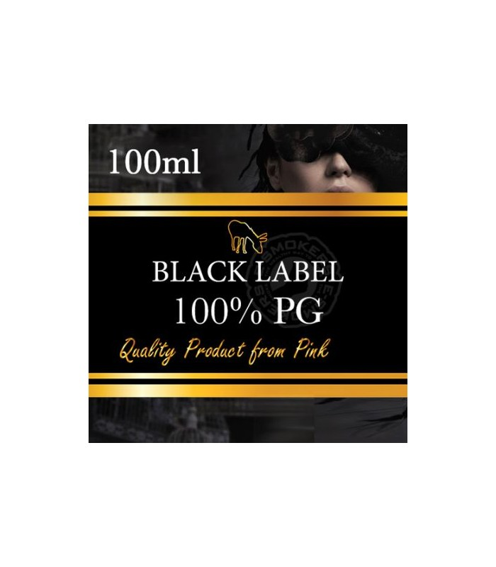 Pink Mule Black Label 0mg