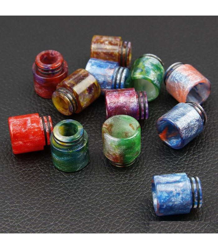 Resin Drip Tip (RANDOM COLOUR)