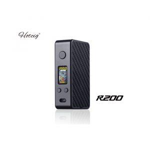 Hotcig R200 Box Mod Black