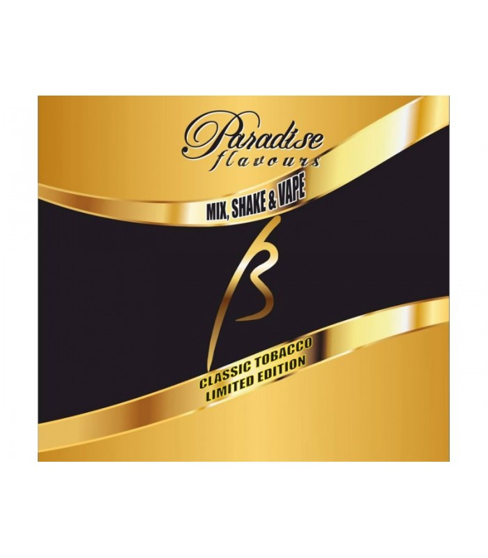 Paradise Classic Tobacco Limited edition β