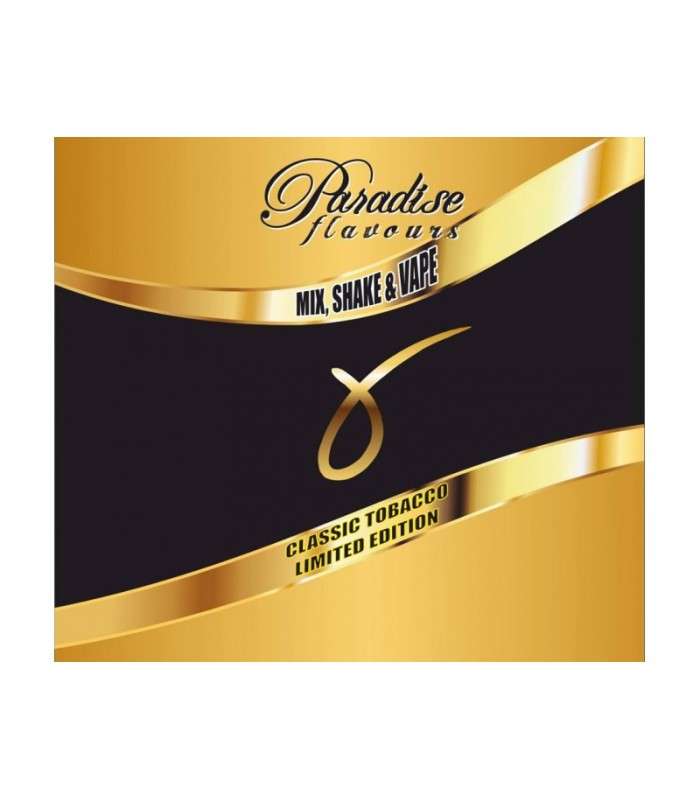Paradise Classic Tobacco Limited edition γ