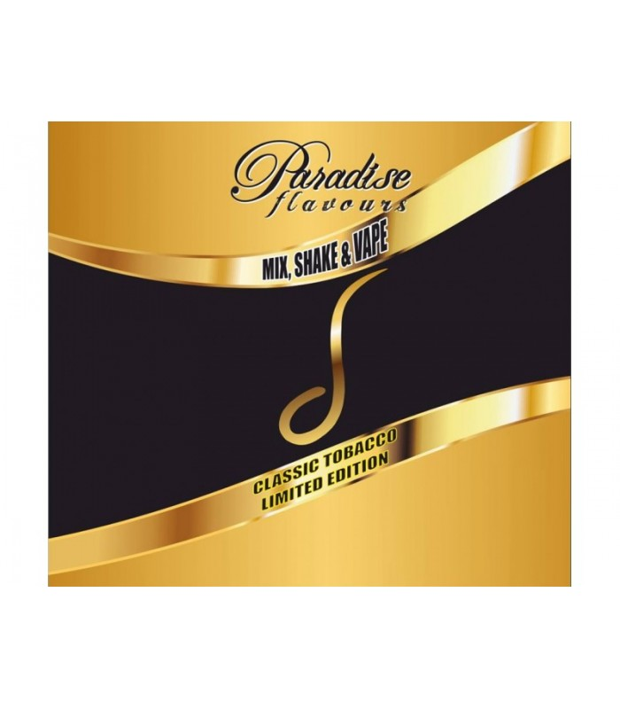 Paradise Classic Tobacco Limited edition δ
