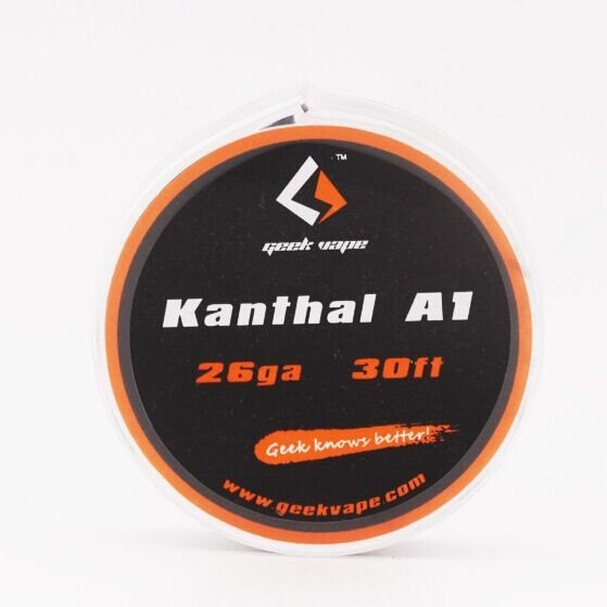 GeekVape Kanthal A1 26G-0.40mm