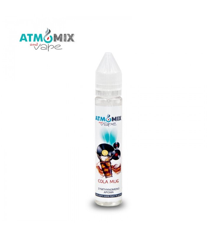 Cola Mug (30ml) – Atmomix and Vape