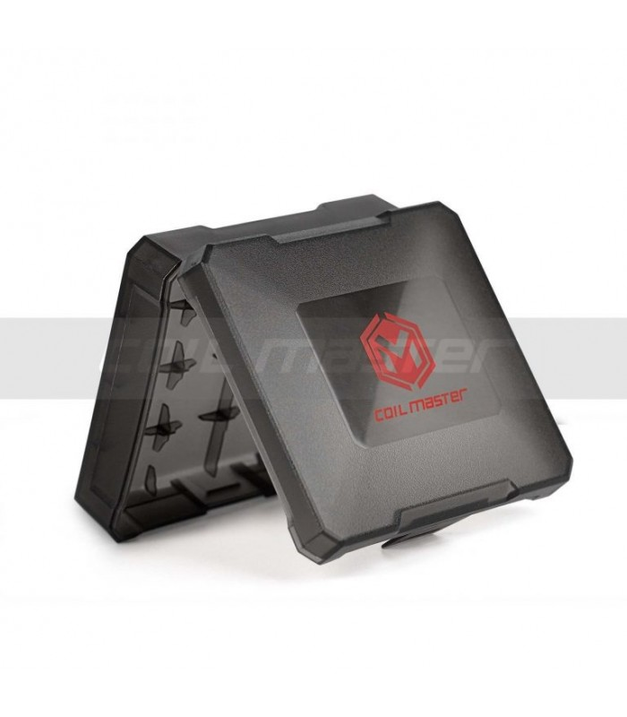 Coil Master quad battery box