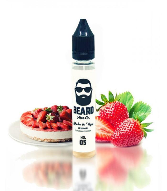 Strawberry Cheesecake No 05