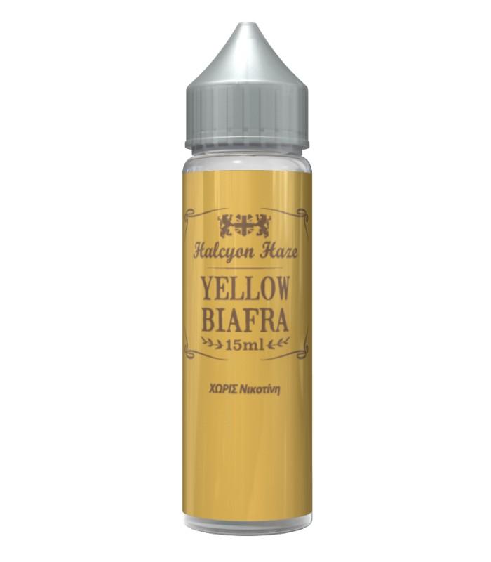 Halcyon Haze 15ml Yellow Biafra Shake & Vape