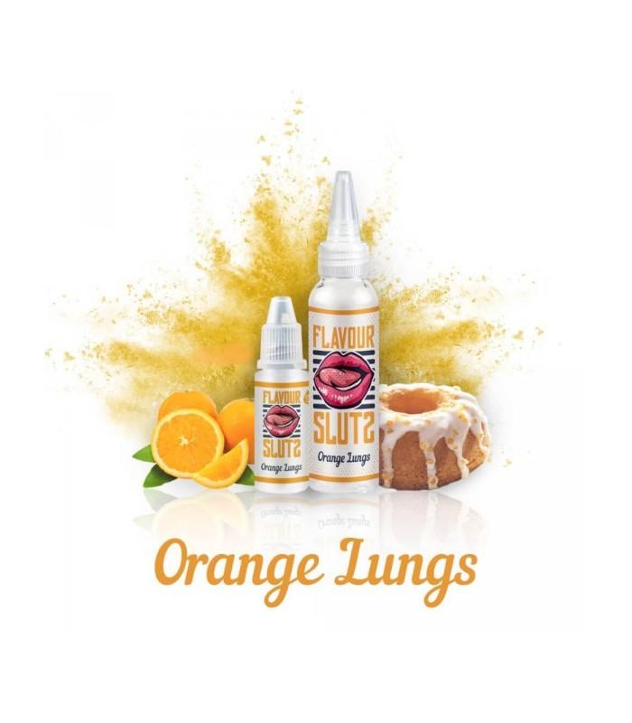 Flavour Sluts - Orange Lungs