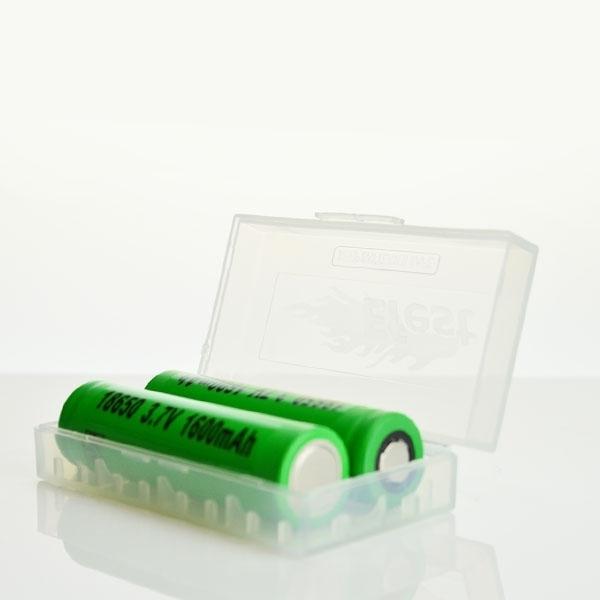 L2 θήκη για μπαταρίες 18650 Efest