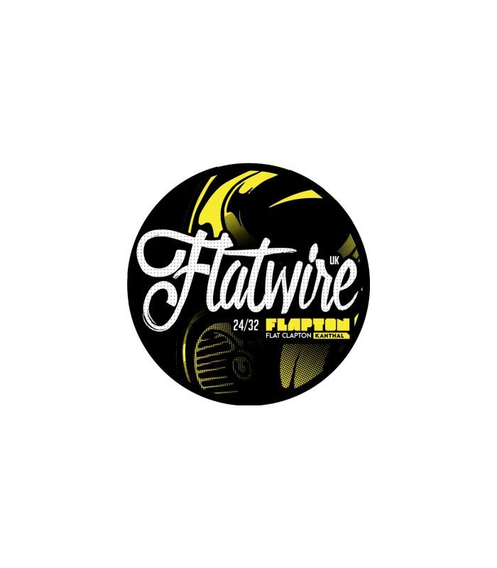 Flapton 24/32 Ni80–Flatwire UK 3m