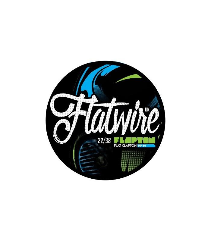 Flapton 22/38 Ni80 – Flatwire UK 3m