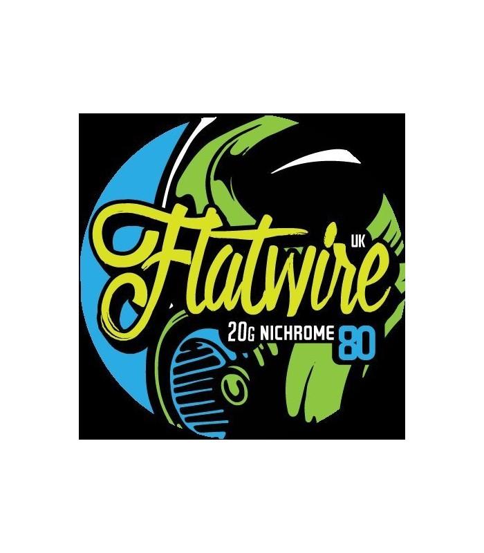 Nichrome 80 20Ga – Flatwire UK 3m