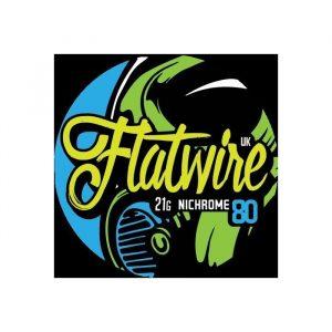 Nichrome 80 21Ga – Flatwire UK 3m