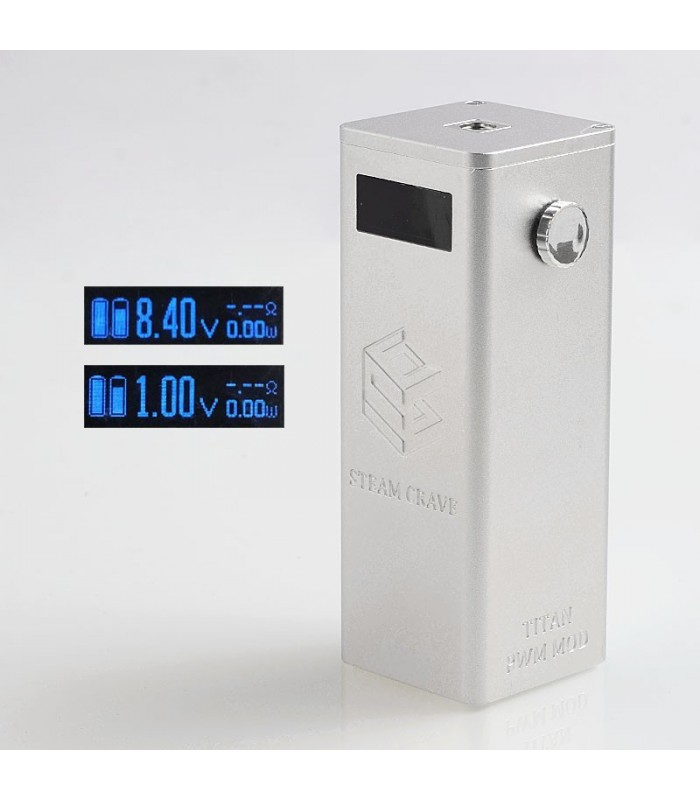 Steam Crave Titan PWM Mod