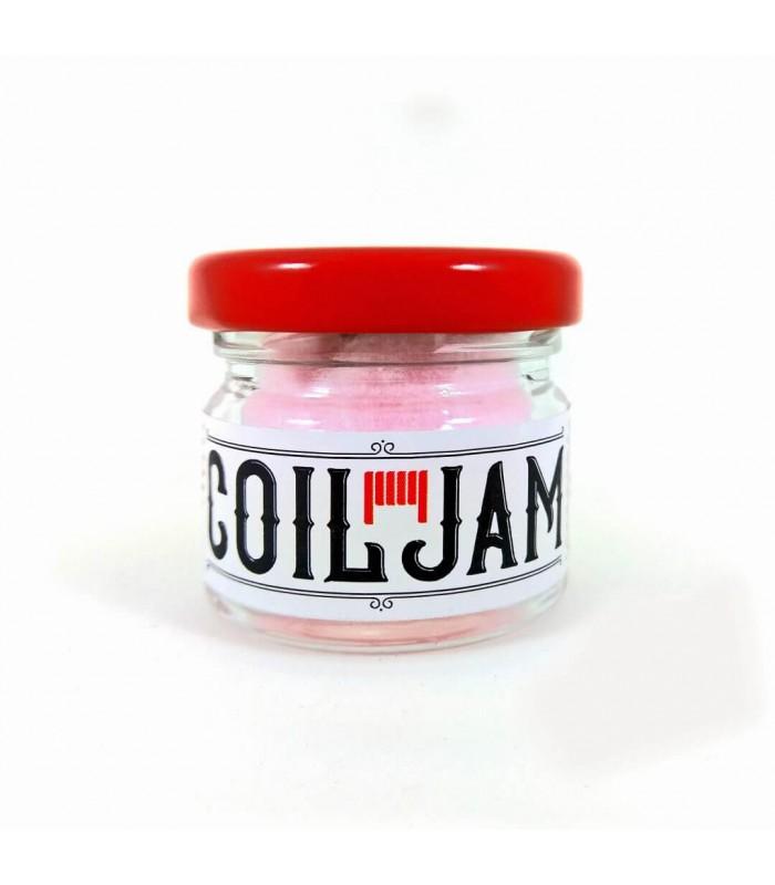 Coil Jam – Fused clapton 26ga x 2 + 38ga NI80 – 4τμχ