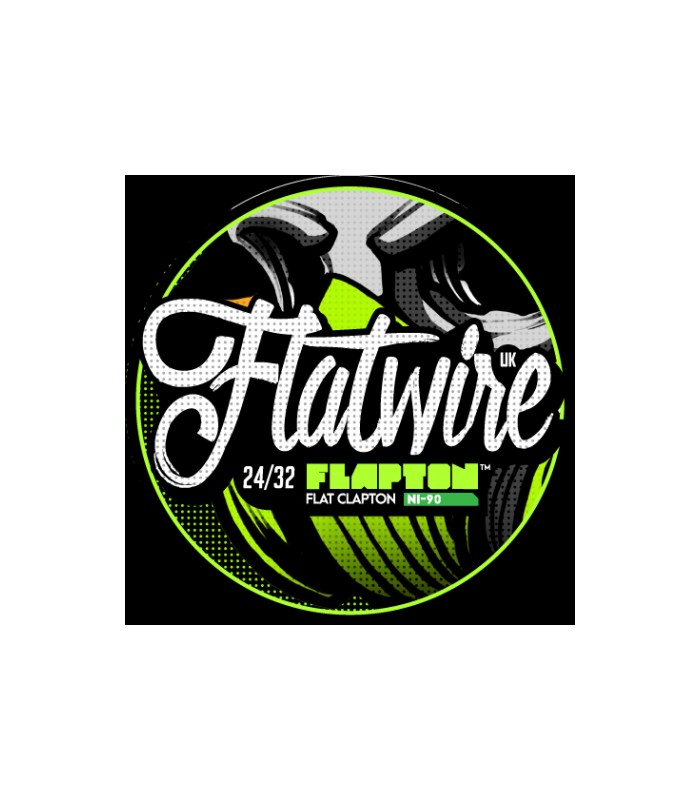 Flapton By Flatwire 10ft Ni90 24/32