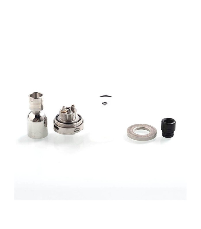 CloudOne Blasted V4 Mtl RTA PC by Coppervape