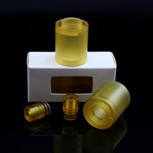 SXK Tank Tube & 510 Drip Tip for Doggystyle V2