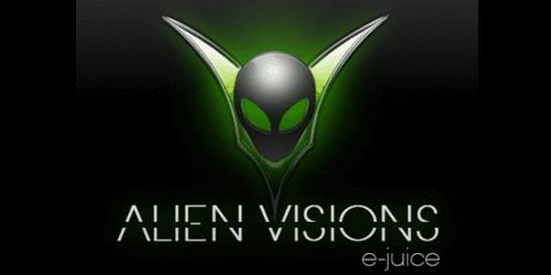 Alien Visions liquids