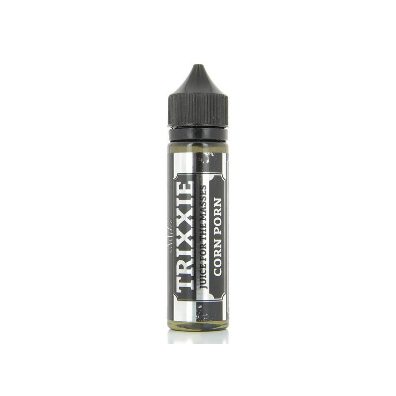 trixxie corn porn 60ml flavorshot