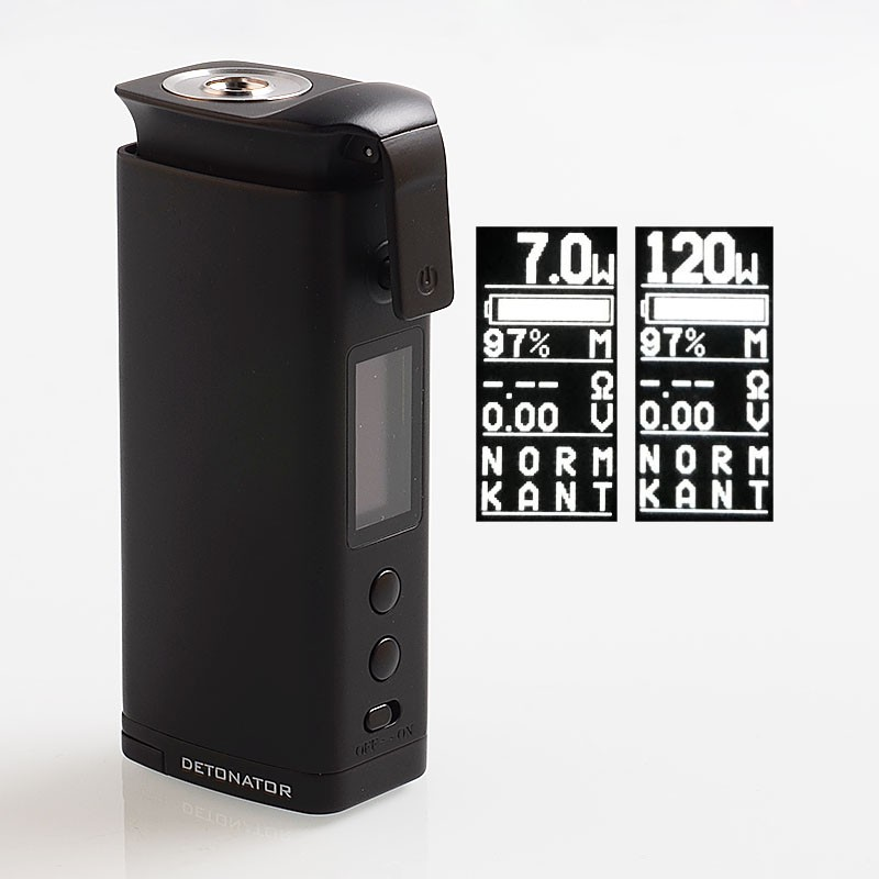 Detonator 120W by Squid Industries